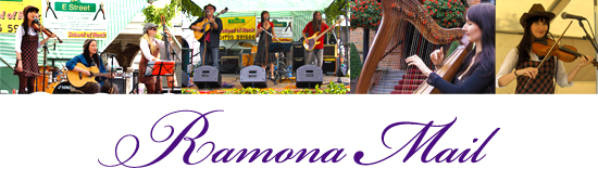 Ramona Mail newsletter